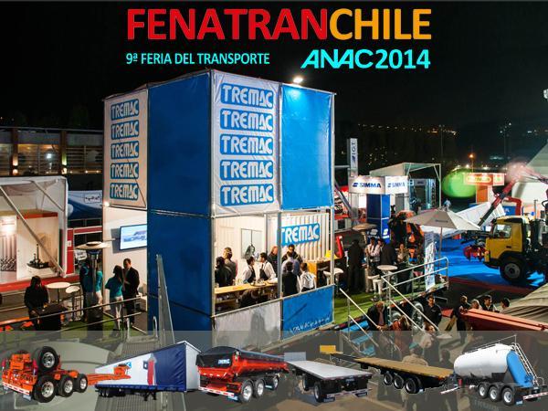 TREMAC, éxito en Feria del Transporte 2014